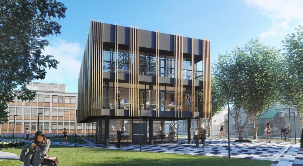 Budući stanari Poduzetničkog inkubatora već sad mogu iskazati interes za željeni prostor u novoj zgradi