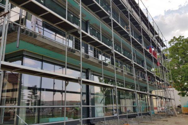 Gradonačelnik zadovoljan radovima na Poduzetničkom inkubatoru: Interes poduzetnika je veći od broja predviđenih poslovnih prostora